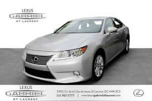 2013 Lexus ES *TOURING*  Touring Package adds (to Leather a