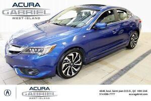 2017 Acura ILX A-SPEC TECH PKG TOIT+NAVI+BLUETOOTH+CAMERA+++&nbs