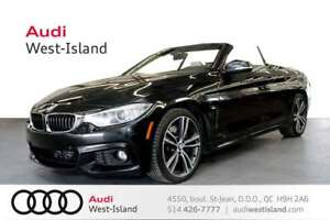 2015 BMW 4-Series 435xi convertible * NAVIGATION * M PACKAGE *