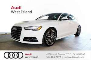 2017 Audi A6 2.0T TECHNIK S-LINE // DRIVE ASSIST //