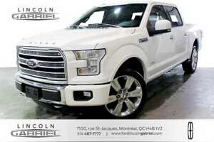 2016 Ford F-150 LIMITED IMPECCABLE F150 LIMITED, FULLY LOADED, M