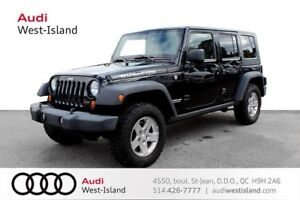 2010 Jeep Wrangler Unlimited Rubicon * NAVIGATION *