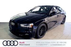 2015 Audi A4 2.0T COMPETITION NAVI // ROUES 18PO