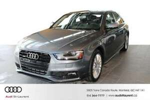 2015 Audi A4 S-LINE LOOK  NEVER ACCIDENTED/ SENSORS