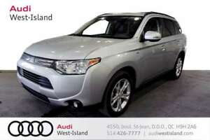 2014 Mitsubishi Outlander GT S-AWC * 7  PASSENGER  * BACK UP