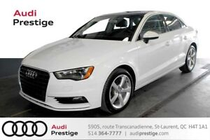 2016 Audi A3 STYLING PACKAGE