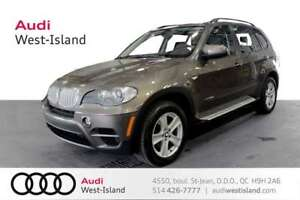 2011 BMW X5 xDrive35d * PANOROOF * BLUETOOTH *