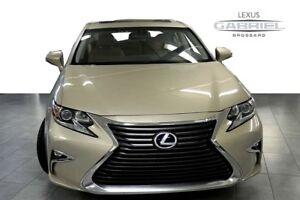 2016 Lexus ES 300 H CUIR TOIT
