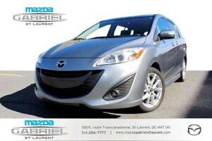 2014 Mazda Mazda5 GT + TOIT + + JAMAIS ACCIDENTE + BLUETOOTH