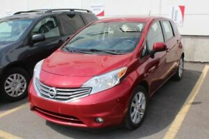 2014 Nissan Versa Note + BLUETOOTH+