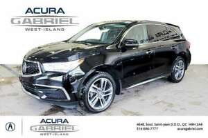 2017 Acura MDX SH-AWD NAVIGATION CUIR+TOIT+NAVI+BLUETOOTH+CAMERA