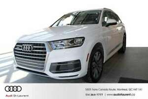 2018 Audi Q7 NAVI+20INCH MAGS NEVER ACCIDENTED