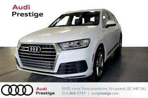 2018 Audi Q7 PROG  S-LINE 6KMS