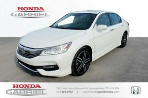 2016 Honda Accord TOURING V6 GPS