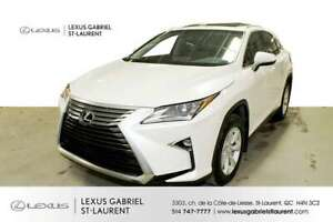 2016 Lexus RX AWD Base + Camera de recul + Siege chuaffants + vo
