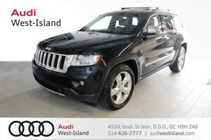 2013 Jeep Grand Cherokee Overland 4WD * NAVIGATON * BACK UP CAME