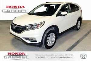 2015 Honda CR-V EXL CUIR/TOIT/CAM