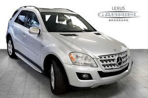 2010 Mercedes-Benz M-Class ML350 BlueTEC GPS