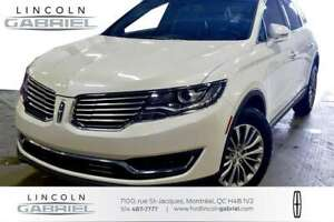 2016 Lincoln MKX SELECT  WHITE PLATINUM TRICOAT EXTERIOR, ON EBO