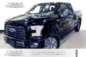 2016 Ford F-150 XLT 8-ft BOX. 4WD VERY CLEAN, NEVER BEEN IN AN A