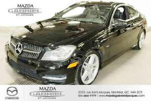 2012 Mercedes Benz C-Class C350 Coupe 4MATIC +BLUETOOTH+CRUISE+N