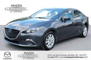 2015 Mazda Mazda3 GS  +BLUETOOTH+CRUISE+CAMERA DE RECUL