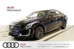 2017 Cadillac CTS 3.6 Luxury AWD * NAV * BACK UP CAM *