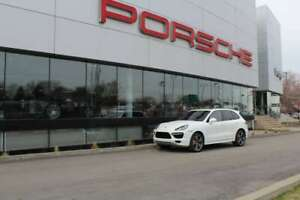 2013 Porsche Cayenne Turbo                  Pre-owned vehicle 20
