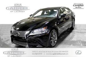 2015 Lexus GS *F-SPORT* BACKUP CAMERA + POWER FOLDING MIRRORS +&