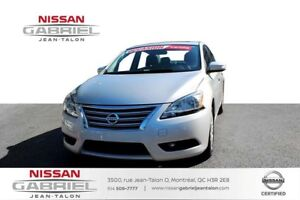 2014 Nissan Sentra SL+CUIR+MAGS