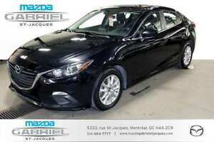 2016 Mazda Mazda3 GS +BLUETOOTH+CRUISE+CAMERA DE RECUL