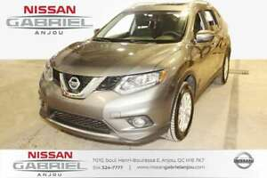 2015 Nissan Rogue SV AWD 7 PASSENGERS+GPS NAVIGATION+SUNROOF