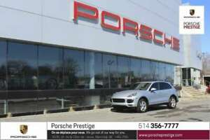 2015 Porsche Cayenne Diesel Pre-owned vehicle 2015 Porsche Cayen