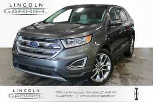 2016 Ford Edge Titanium AWD SPECIAL OF THE MONTH!!