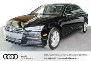 2017 Audi A4 MANUAL RARE  ONE OWNER/ NO ACCIDENTS