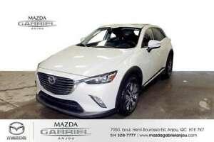 2016 Mazda CX-3 GT+AWD+GPS PNEU HIVER + ETE