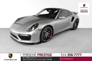2017 Porsche 911 Turbo  Coupe                   Pre-owned vehi