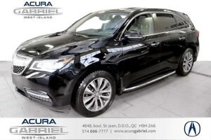 2014 Acura MDX SH-AWD NAVIGATION CUIR+TOIT+NAVI+BLUETOOTH+CAMERA