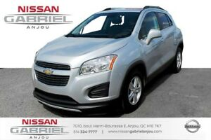 2015 Chevrolet Trax LT FWD ONLY 22000KM+BLUETOOTH