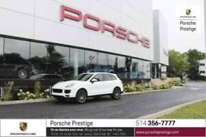 2017 Porsche Cayenne Base Pre-owned vehicle 2017 Porsche Cayenne