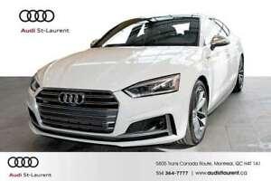 2018 Audi S5 TECHNIK  ADVANCE DRIVER ASSISTANCE PACKAGE