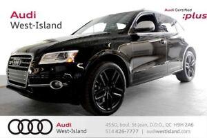 2014 Audi SQ5 3.0T PROGRESSIV QUATTRO // NAVIGATION // ROUES 21&