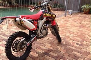 Honda CRF250X Manly Manly Area Preview