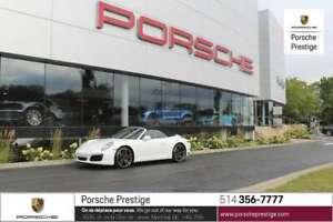 2017 Porsche 911 Carrera S Cab        20-inch Carrera Sport whee