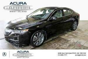 2015 Acura TLX SH-AWD Tech Pckg CUIR+TOIT+NAVI+BLUETOOTH+CAMERA+
