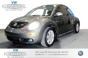 2007 Volkswagen New Beetle HIGHLINE CUIR, AIR CLIM, GROUPE ELECT