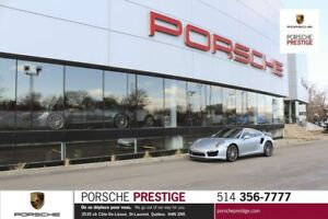 2014 Porsche 911 Turbo Coupe                   Pre-owned vehic