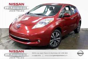 2015 Nissan LEAF SL+CAMERA+NAV