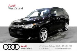 2014 Mitsubishi Outlander GT S-AWC * NAVIGATION * BACK UP CAM *