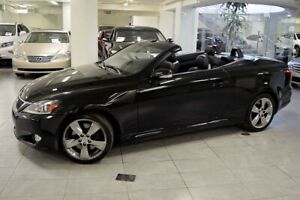 2011 Lexus IS C 350 CONVERTIBLE